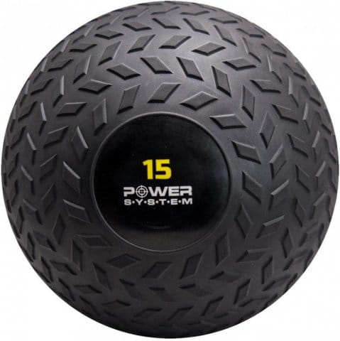 SLAM BALL BLACK 15 kg