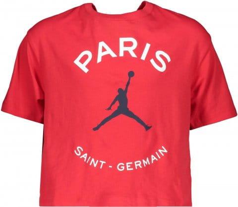 Jordan X PSG Boxy T-Shirt Kids