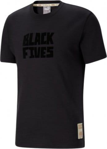 Black 5 s Timeline Tee