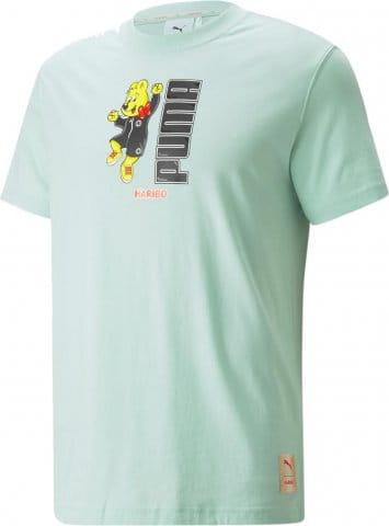 X Haribo Graphic T-Shirt Grün F77