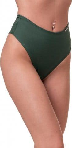 High-waist retro bikini bottom