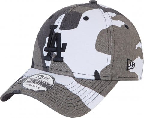 New Era LA Dodgers Camo 9Forty Cap FURC