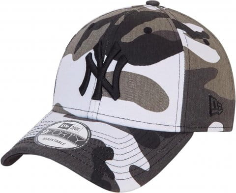 New Era NY Yankees Camo 9Forty Cap