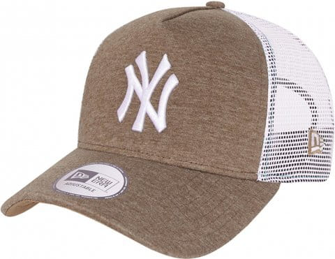 New Era NY Yankees Jersey Trucker Cap