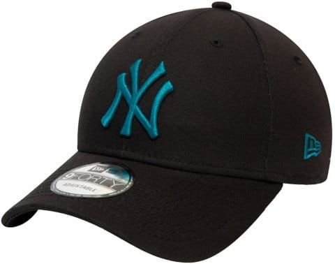 New Era NY Yankees Essential 9Forty Cap FBLK