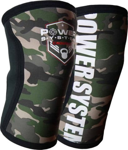 CROSSFIT KNEE SLEEVES CAMO