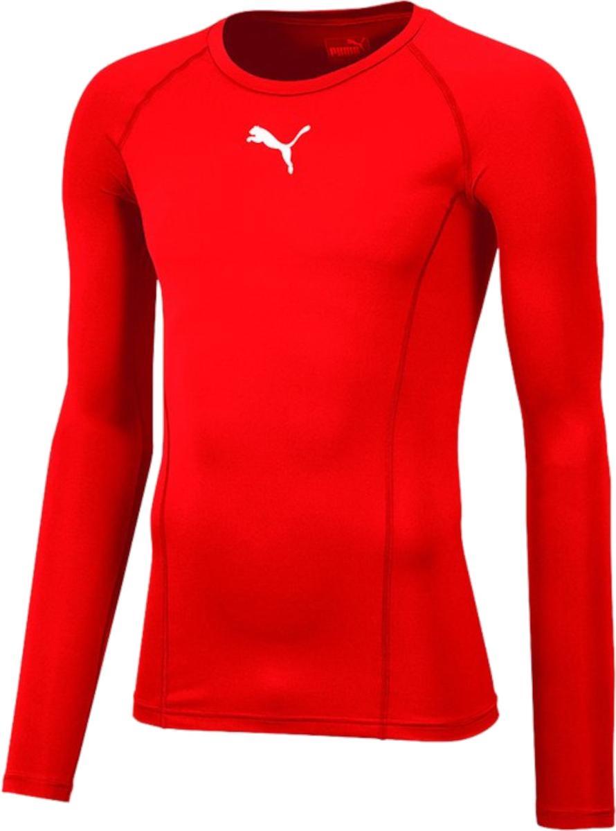 Tričko s dlhým rukávom Puma liga baselayer