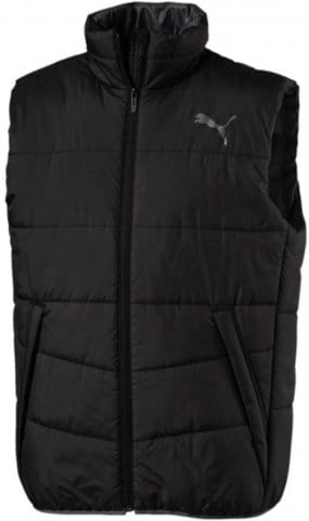 liga casual padded vest