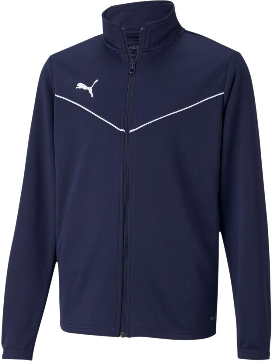 Mikina Puma teamRISE Trg Poly Jacket Jr