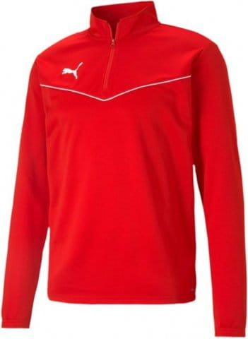 teamRISE 1 4 Zip Top Jr
