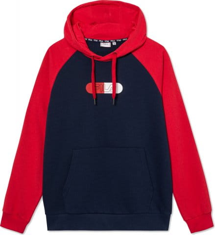 MEN JALON blocked hoody