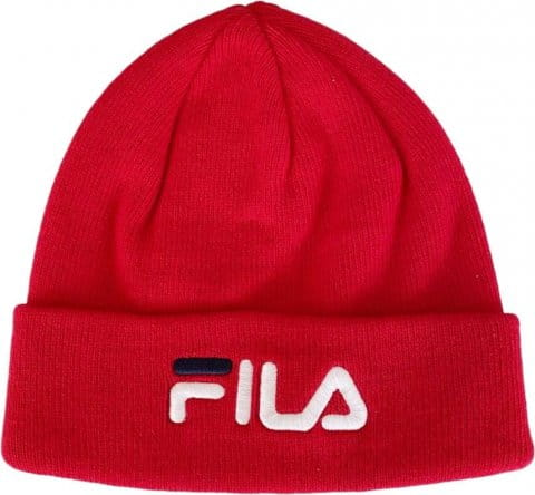 BEANIE with linear logo