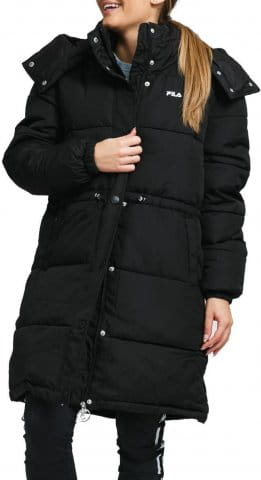 WOMEN TENDER long puffer jacket