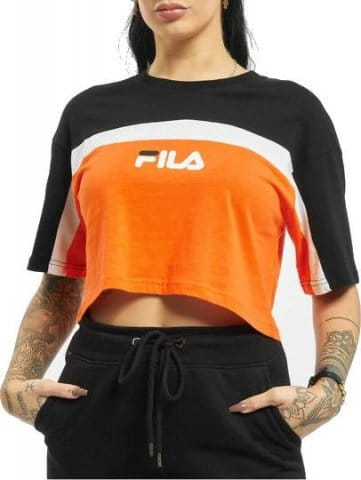 WOMEN BECKY cropped tee