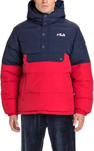 MEN BATUL blocked puffer jacket