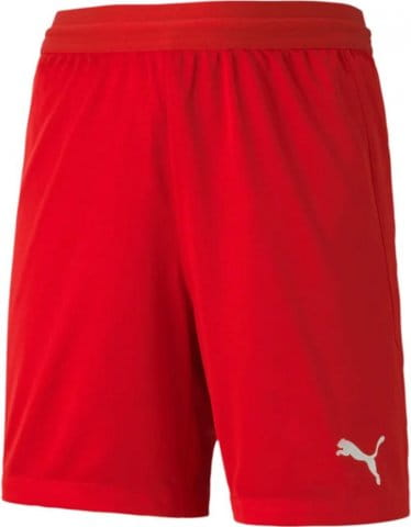 teamFINAL 21 knit Shorts Jr Red