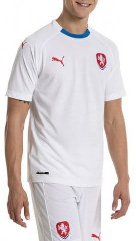 CZECH REPUBLIC Away Replica Shirt 2018/20