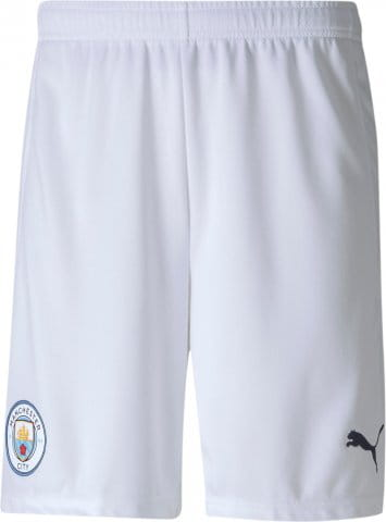 Man City Replica Men's Football Shorts HOME 2020/21