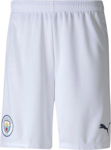 Man City Replica Men's Football Shorts HOME 2020/21