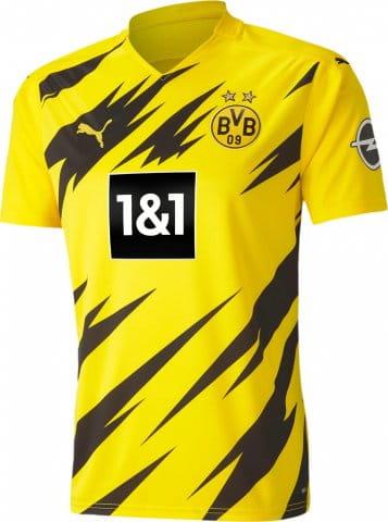 BVB HOME Shirt Replica SS w Sponsor 2020/21