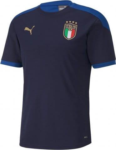 FIGC Training Jersey Peacoat-Team Power