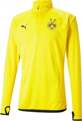 BVB Dortmund 1/4 Zip Top Gelb F01