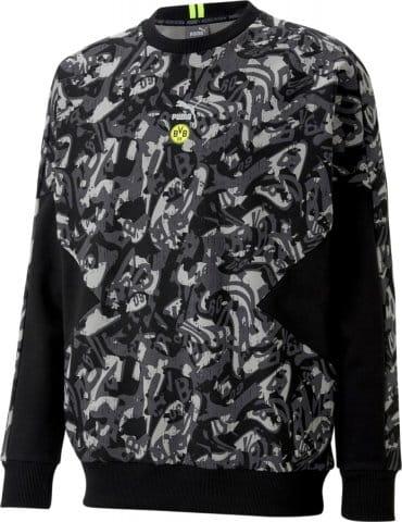 BVB Dortmund TFS Sweatshirt Schwarz F20