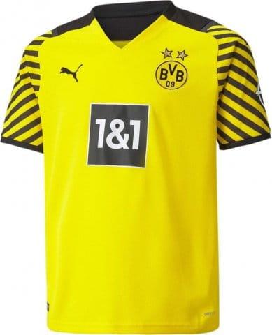BVB HOME Shirt Replica SS Jr 2021/22