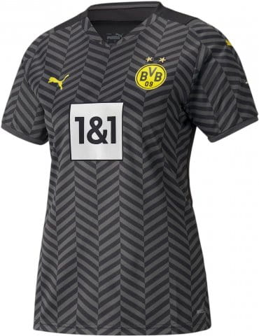 BVB AWAY Shirt Replica W 2021/22