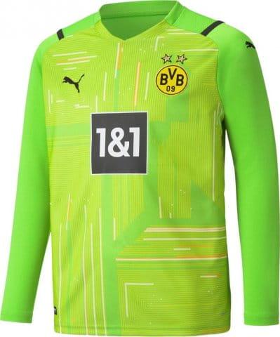 BVB GK Shirt Replica LS Jr 2021/22