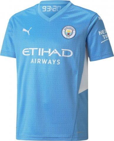 MCFC HOME Shirt Jr 2021/22