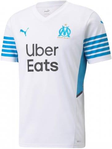 Olympique de Marseille Home Replica Men's Jersey 2021/22