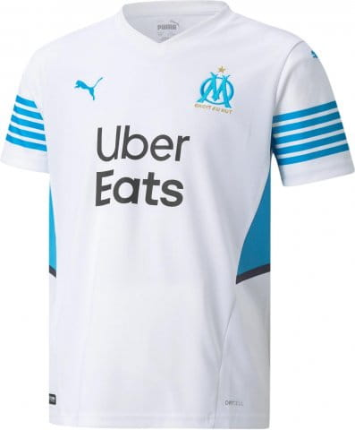 OM Home Replica Youth Jersey 2021/22