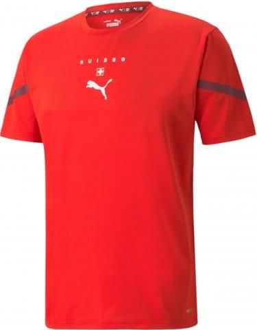 Switzerland Prematch Men's Jersey 2021/22