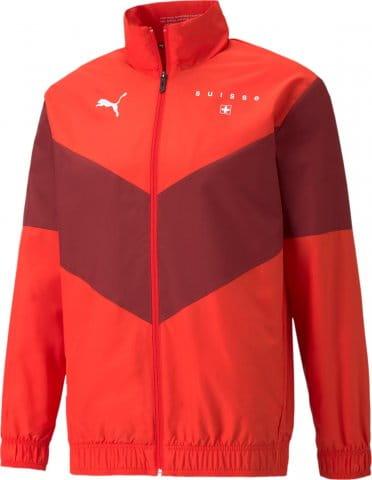 Swiss Pre-Match Jacket 2021