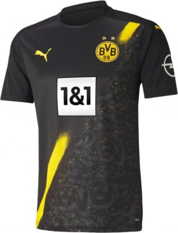 bvb dortm away 2020/2021