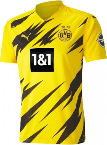 BVB REPLICA MENS HOME JERSEY 2020/21