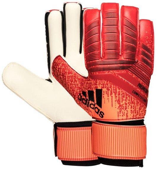 Brankářské rukavice adidas PRED COMP dn8566 Velikost 11