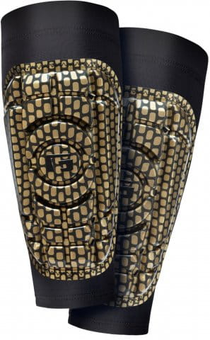 PRO-S Compact Shin Guards Gold