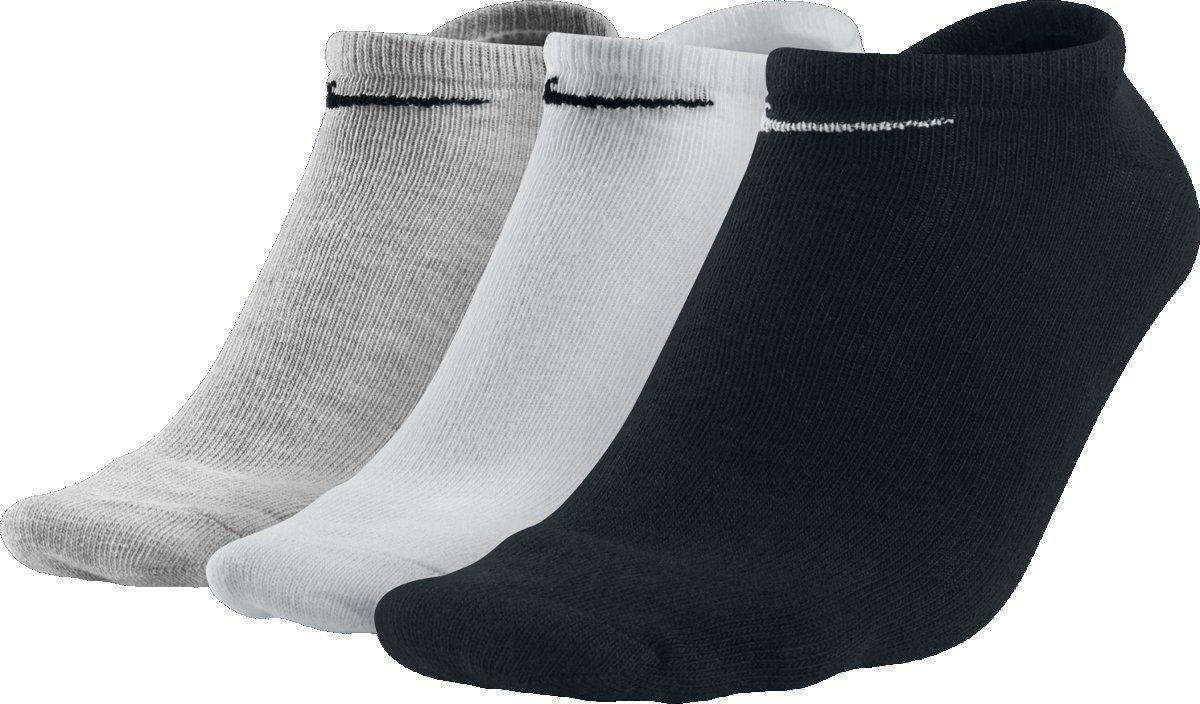 Ponožky Nike 3PPK VALUE NO SHOW