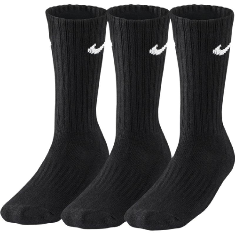 Ponožky Nike 3PPK VALUE COTTON CREW-SMLX
