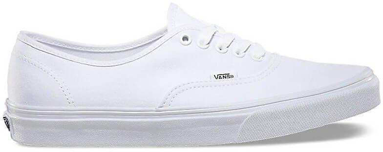 Obuv Vans UA Authentic True White