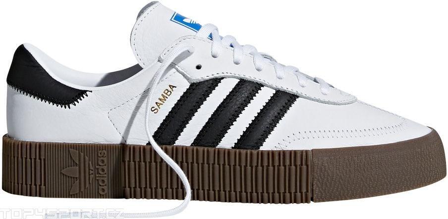 Obuv adidas Originals SAMBAROSE W aq1134 Veľkosť 38 EU   5 UK   6,5 US   23,3 CM
