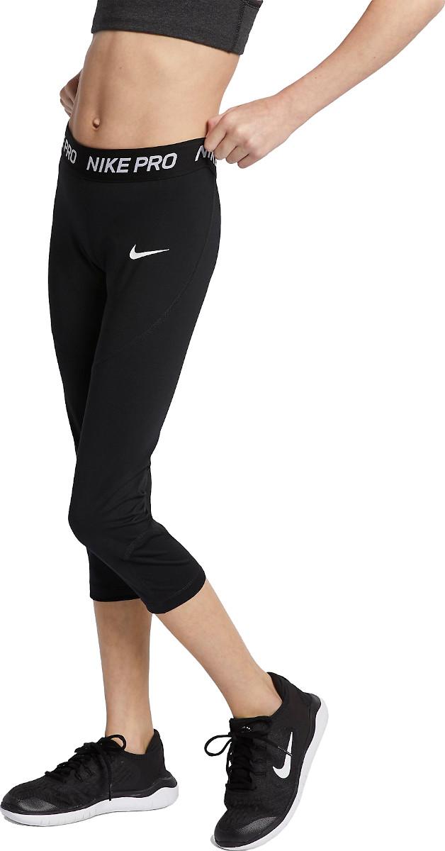 Nohavice 3/4 Nike Y NP CAPRI 3/4 TIGHT