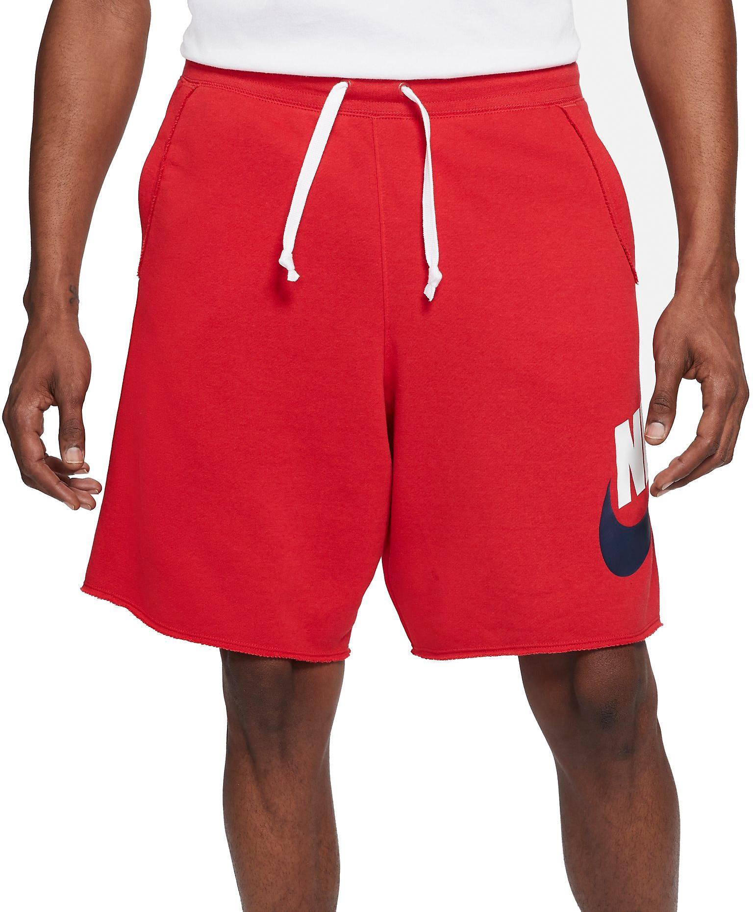 Šortky Nike M NSW SPE SHORT FT ALUMNI
