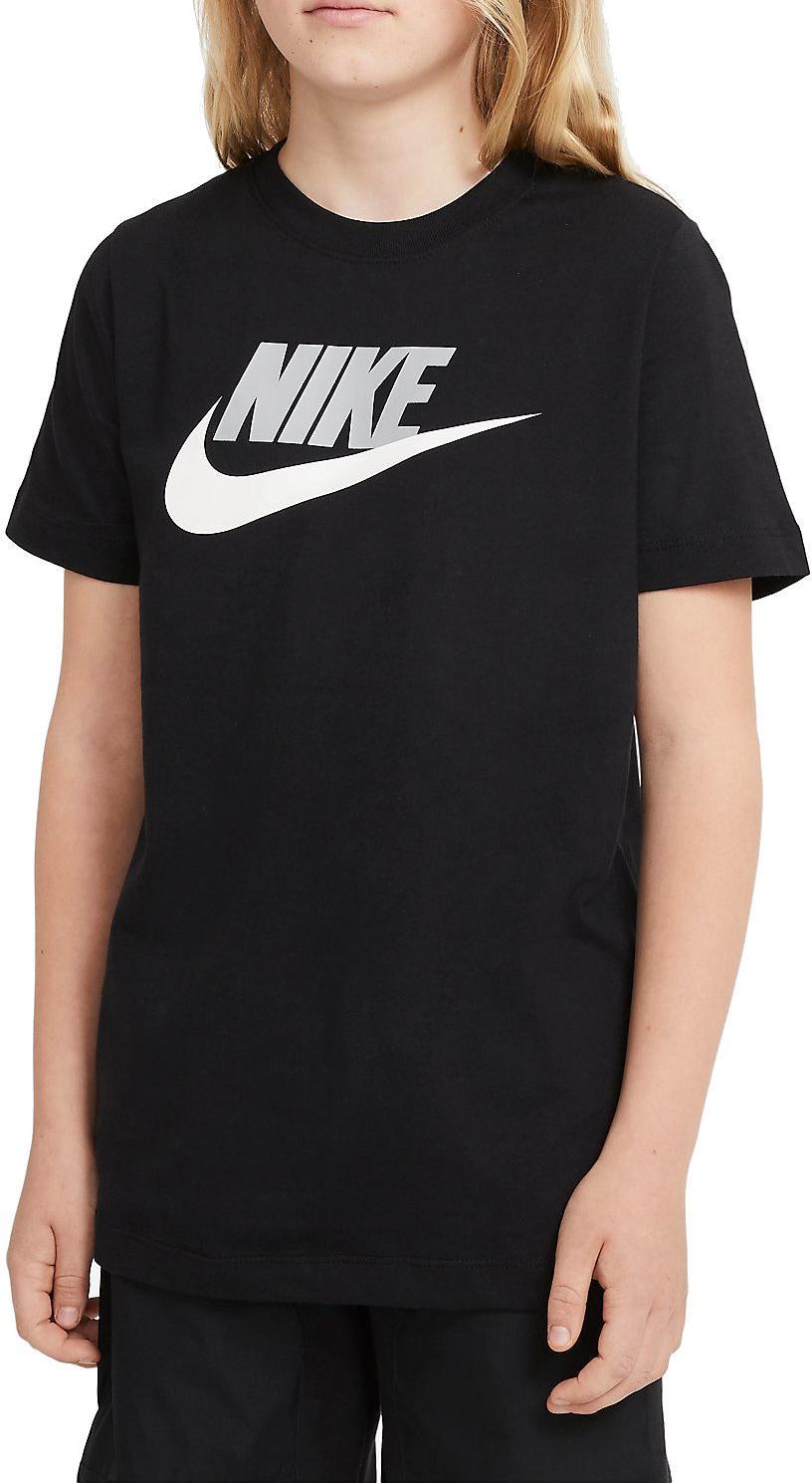 Triko Nike  Sportswear Big Kids Cotton T-Shirt