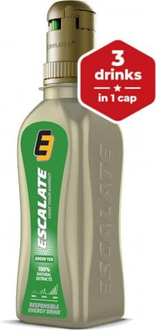 Escalate Green Tea 375 ml