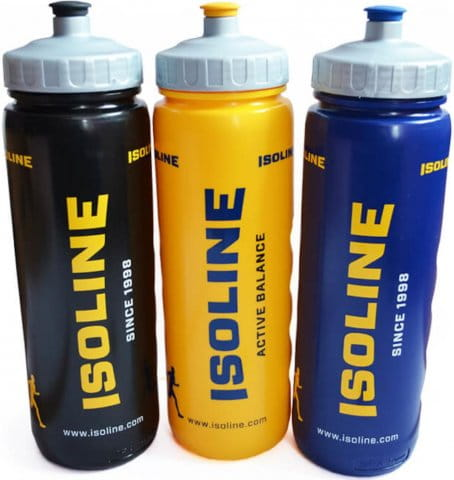 ISOLINE bottle SPORT yellow 1 l