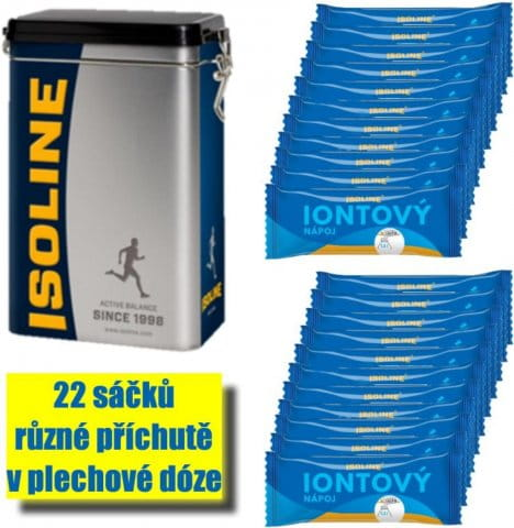ISOLINE ionic can 22 x 12,5 g