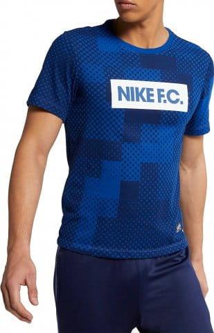 M NK FC DRY TEE SSNL BLOCK